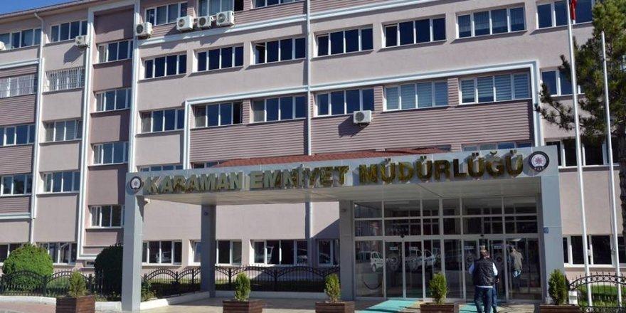 Karaman'da iş adamlarına paralel yapı operasyonu
