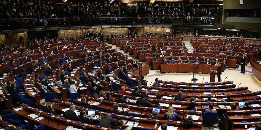 AİHS'nin askıya alındığı Avrupa Konseyi'ne bildirildi
