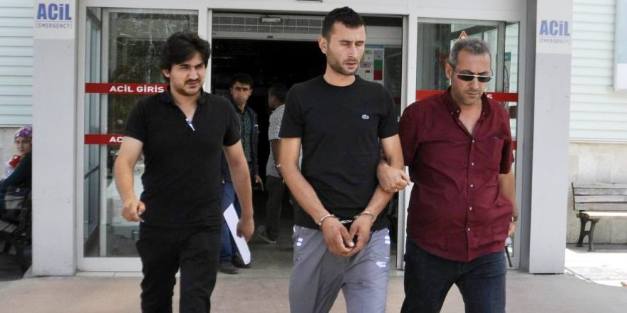 Manavgat'taki cinayetin zanlısı Konya'da yakalandı