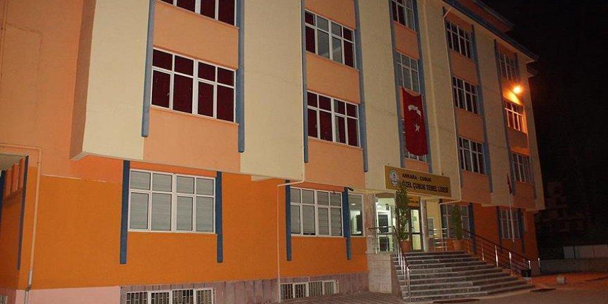 Ankara'nın Çubuk ilçesinde 3 özel okul mühürlendi