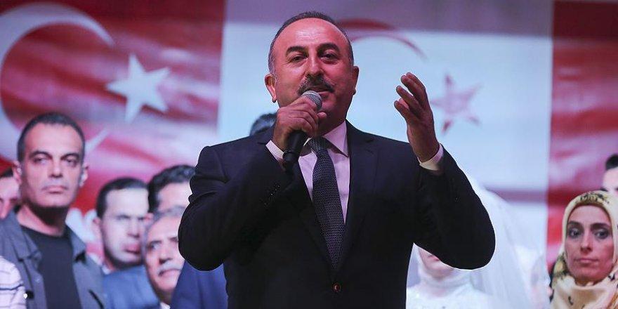 Dışişleri Bakanı Çavuşoğlu: ABD'den isteklerimiz yalın