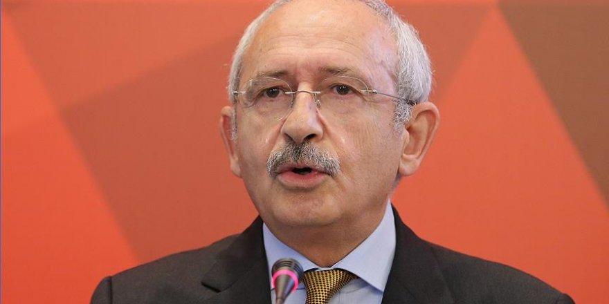 CHP Genel Başkanı Kılıçdaroğlu: Cumhuriyet ve demokrasi ortak amaç olmalı