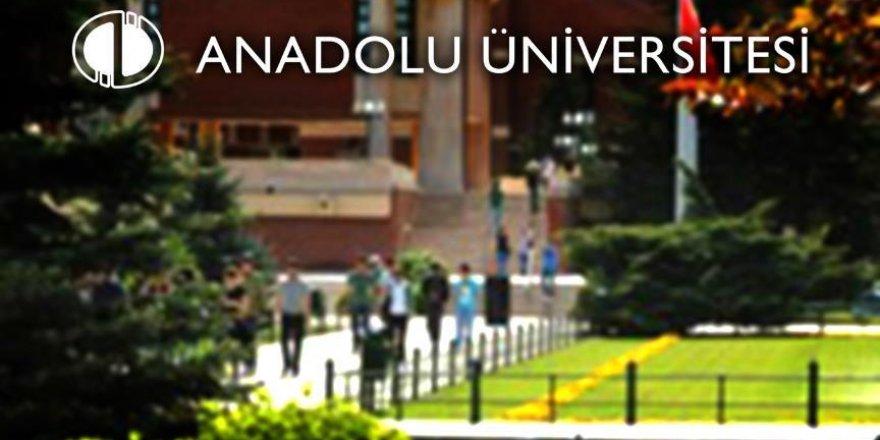 Anadolu Üniversitesinde 37 personel açığa alındı