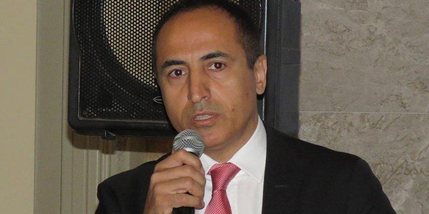BAKA Genel Sekreteri Mehmet Sırrı Özen görevden alındı