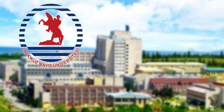 Ondokuz Mayıs Üniversitesinde 23 öğretim elemanı görevden alındı