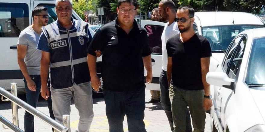 Kırşehir Vali Yardımcısı Zekai Erdem tutuklandı