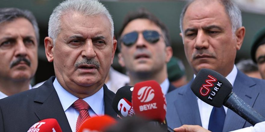 Turkish PM vows measures in face of failed coup dangers