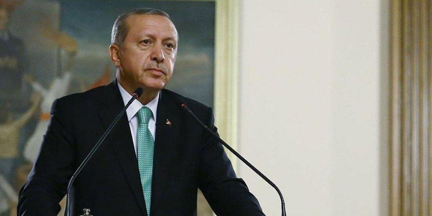 Erdoğan: Bunları biliyorduk fakat tanımı farklıydı