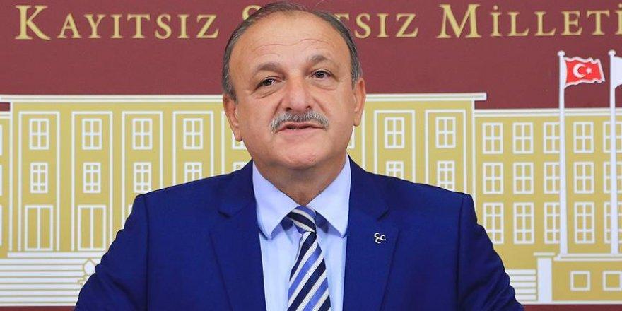 MHP Milletvekili Vural 15 Temmuz akşamı Meclis'te yaşadıklarını anlattı