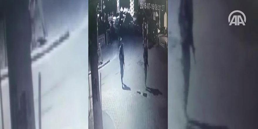 Erdoğan'a yönelik suikast girişiminin görüntüleri ortaya çıktı