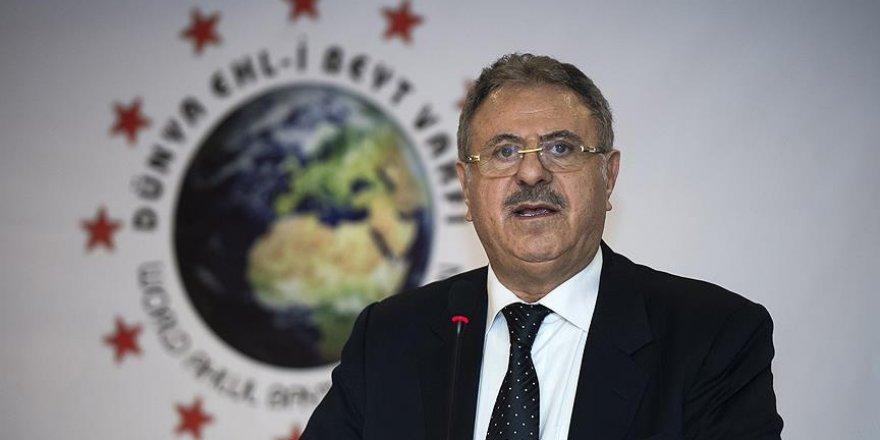 Altun: Alevi-Sünni çatışması çıkarılmaya çalışılıyor