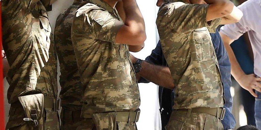 FETÖ/PDY üyesi zanlının 3 oğlu rütbeli asker çıktı