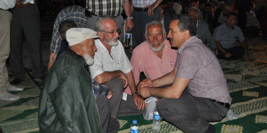 Seydişehir'de milli irade nöbetinde 7. gün