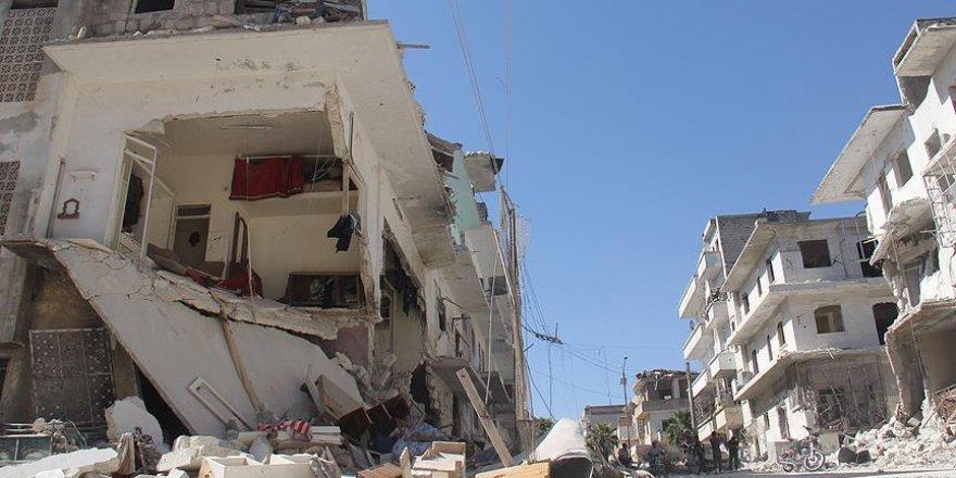 İdlib'e misket bombalı saldırı: 11 ölü, 30 yaralı