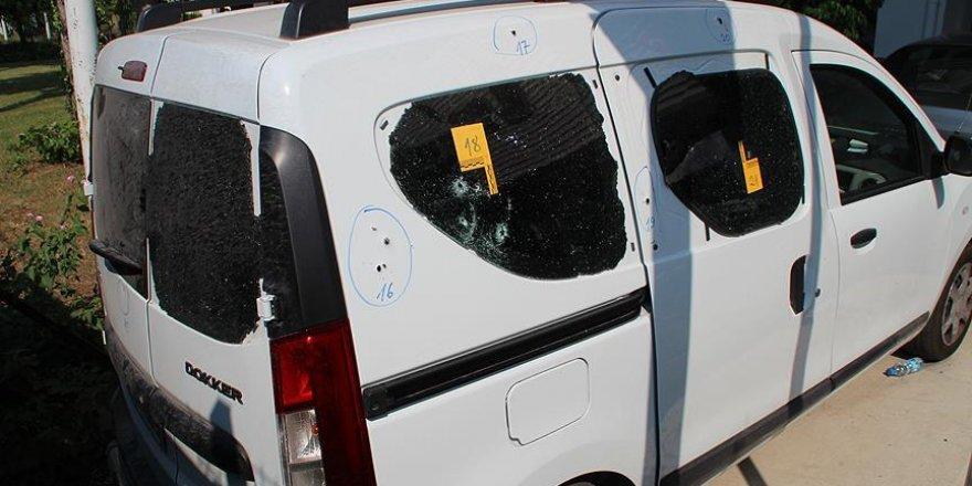 Erdoğan'a suikast girişimini aksiyon kamerasıyla kaydetmişler