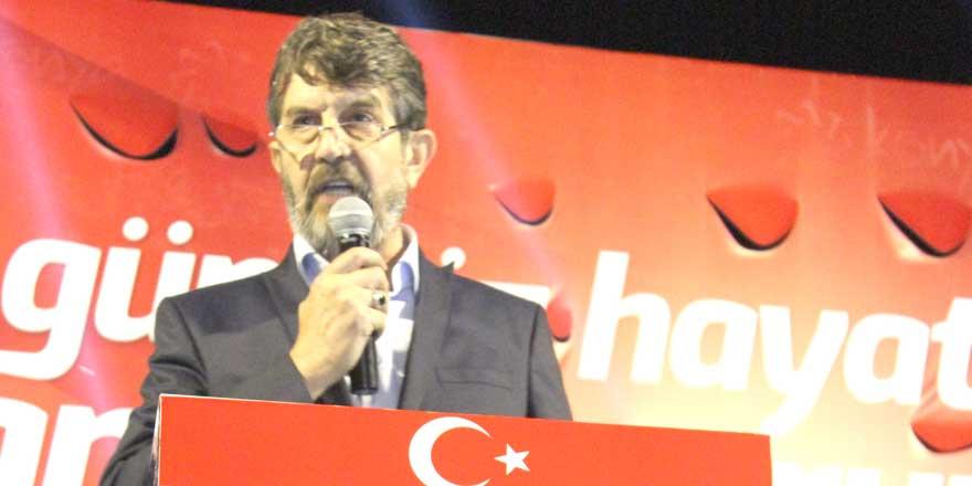 Nurettin Akmeşe: Recep Tayyip Erdoğan bizim Mehmet'imizdir