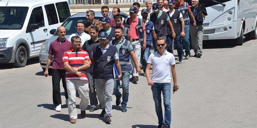 Karaman'daki FETÖ soruşturmasında 11 tutuklama