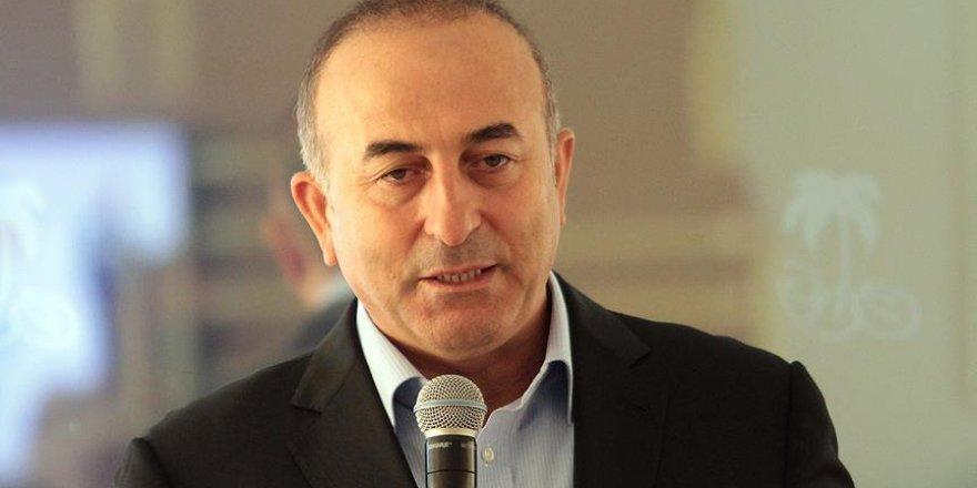 Dışişleri Bakanı Çavuşoğlu'ndan BBC'ye tepki