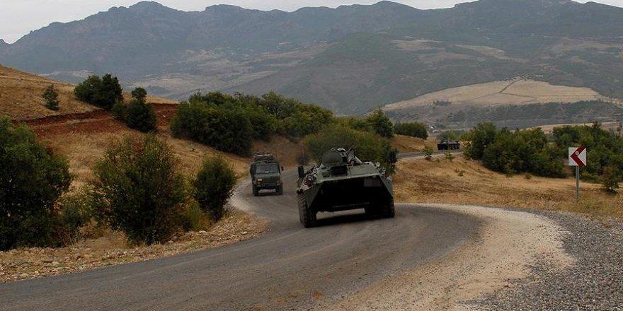 Tunceli'de terör saldırısı: 1 polis şehit, 2 polis yaralı