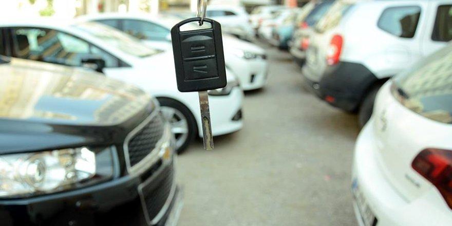 İkinci el otomobil piyasası tam gaz