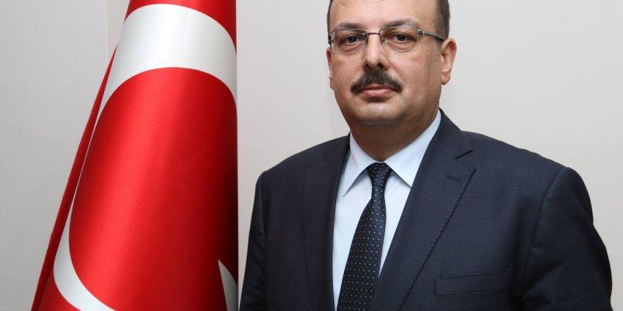 """""""Konya'daki basın kuruluşlarını kutluyorum"""""""