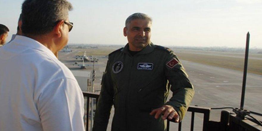 İncirlik Üssü Türk Komutanı sivillere 'görev dağılımı' yapmış