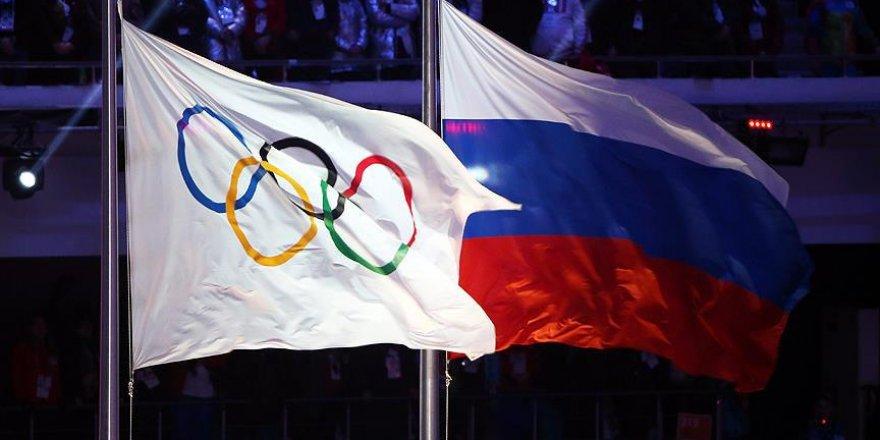 IOC, Rusya'yı olimpiyatlardan men etmedi