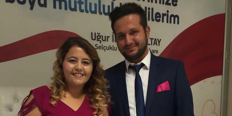"""Mehmet ve Şehnaz mutluluğa """"evet"""" dedi"""