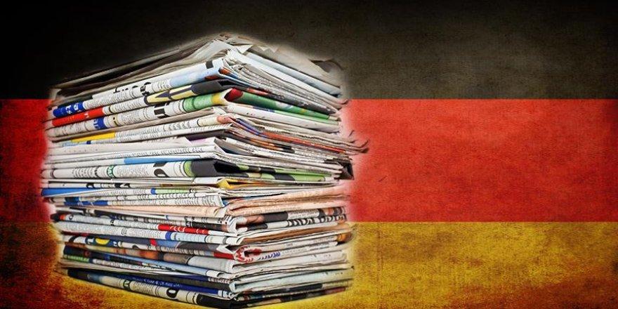 Alman medyası karalama kampanyasını sürdürüyor