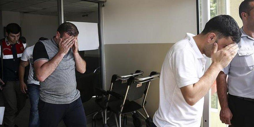 Elazığ'da 19 askeri personel tutuklandı
