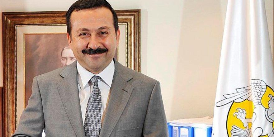 Selçuk Üniversitesi'nin eski rektörü açığa alındı