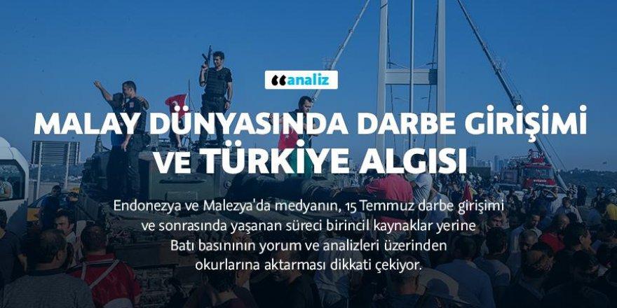 Malay dünyasında darbe girişimi ve Türkiye algısı