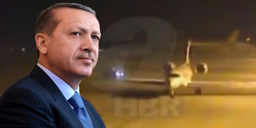 Cumhurbaşkanı Erdoğan'ın İstanbul dönüşünde dikkat çeken detay!