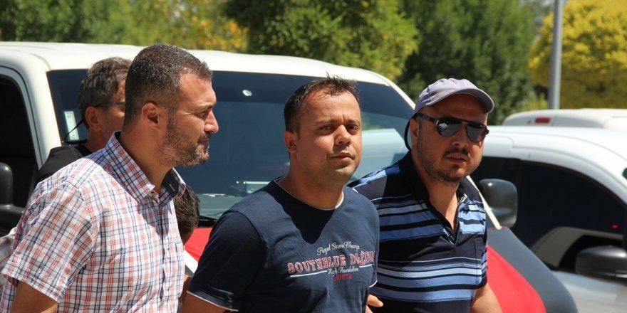 Konya'da 16 rütbeli adliyeye sevkedildi