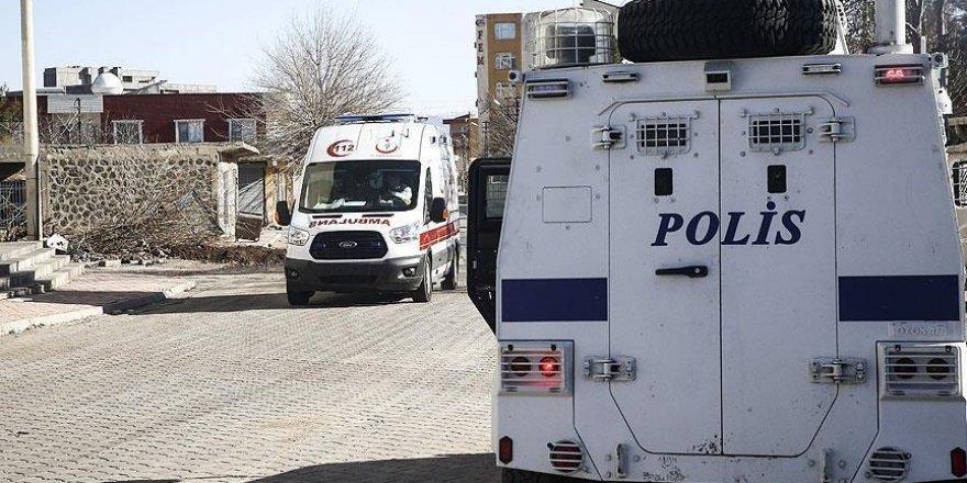 Mardin'de terör saldırısı: 3 polis şehit