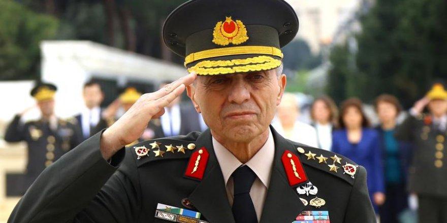 Jandarma Genel Komutanı Orgeneral Mendi'nin savcılık ifadesi