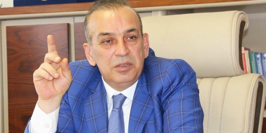 """Karamercan: """"Milletimizin başı sağ olsun"""""""