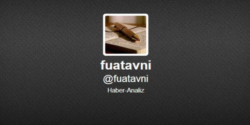 Fuanavni o tweet'leri bakın nasıl atıyormuş
