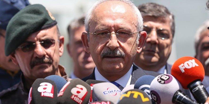 Kılıçdaroğlu: Fetullah Gülen'in Türkiye'ye iade edilmesi lazım