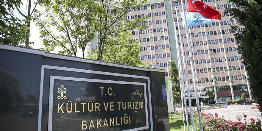 Kültür ve Turizm Bakanlığında 110 kişi açığa alındı