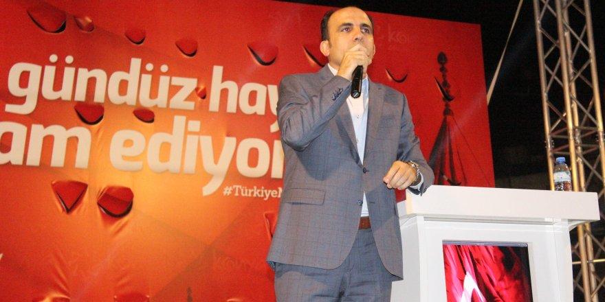 """Uğur İbrahim Altay: """"Yılmadık, yılmayacağız"""""""