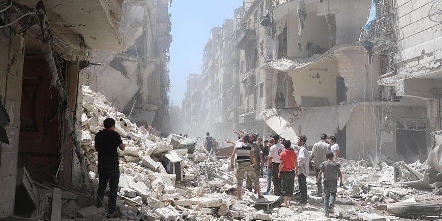 Esed güçleri sivilleri vurdu: 6 ölü
