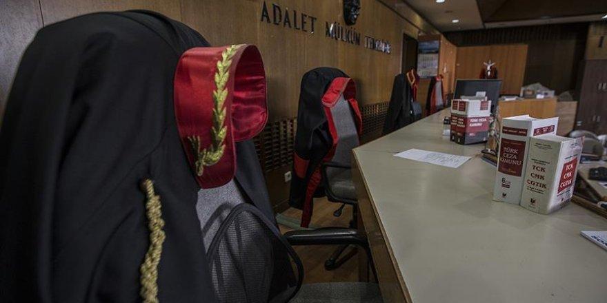 Hakimden suikast girişimi iddiasıyla suç duyurusu