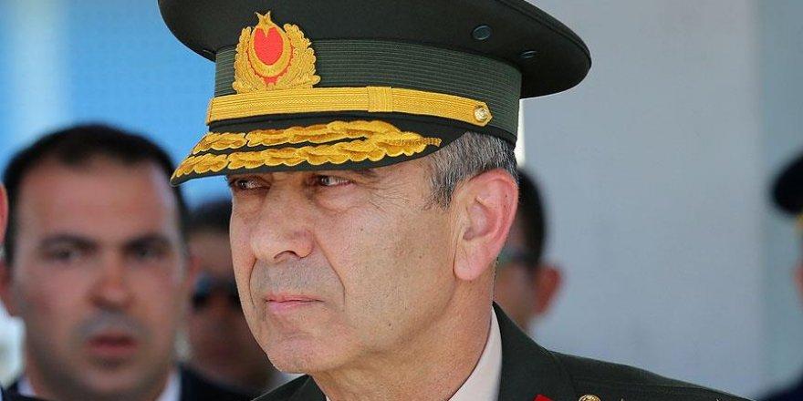 Kara Kuvvetleri Komutanı Orgeneral Çolak'ın savcılık ifadesi