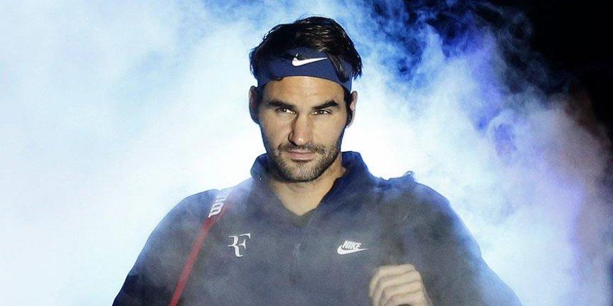 Federer 2016 Rio Olimpiyatları'nda yok