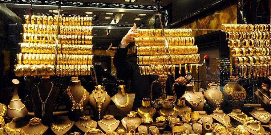 Altının gram fiyatı 130 liranın üzerinde dengelendi