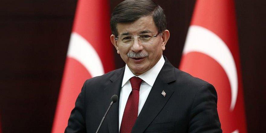 """Davutoğlu: """"Günler vardır bir asra bedel, 15 Temmuz..."""""""