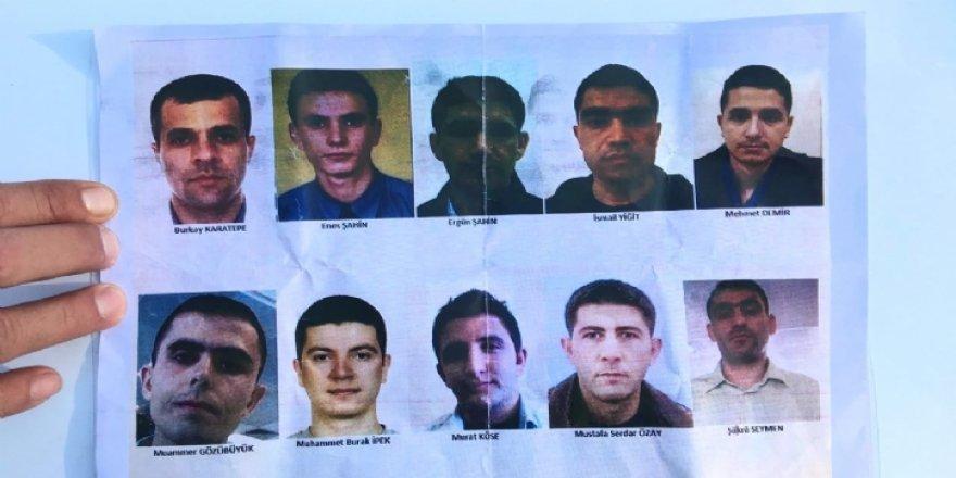 İşte firarda olan Marmaris'teki darbeci teröristler