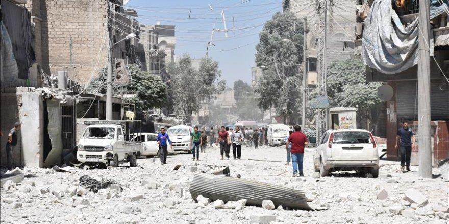 """""""Halep'te saat 24 itibariyle ateşkes ilan ediliyor"""""""