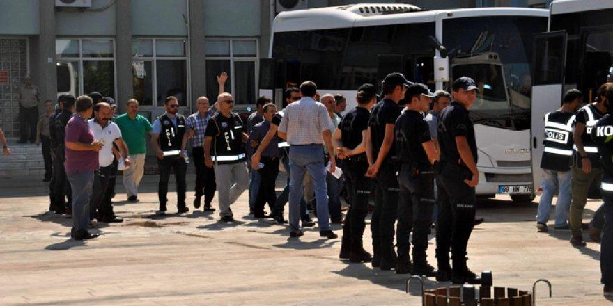 AK Partili milletvekilinin kardeşi de gözaltına alındı